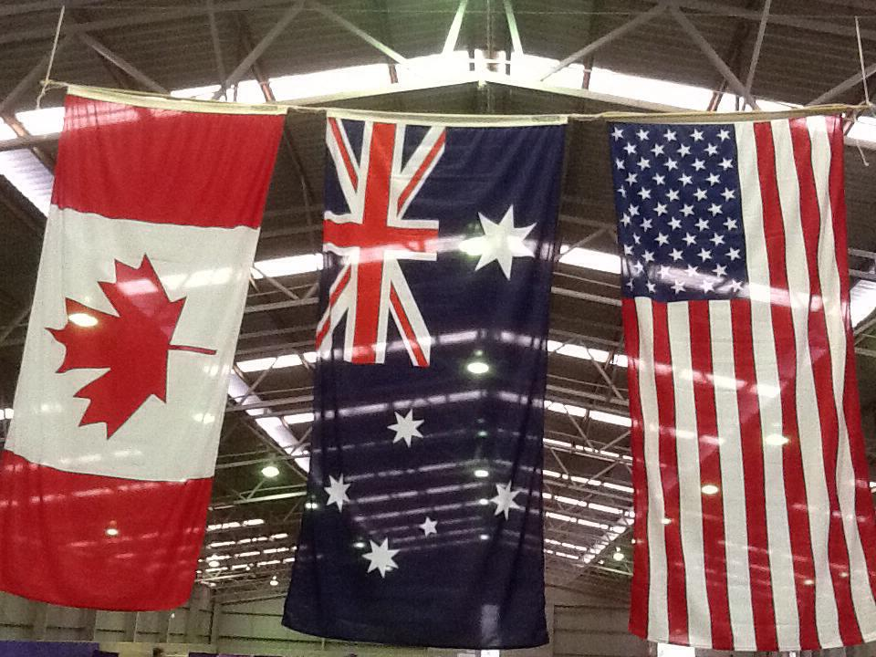 Nationals Flags