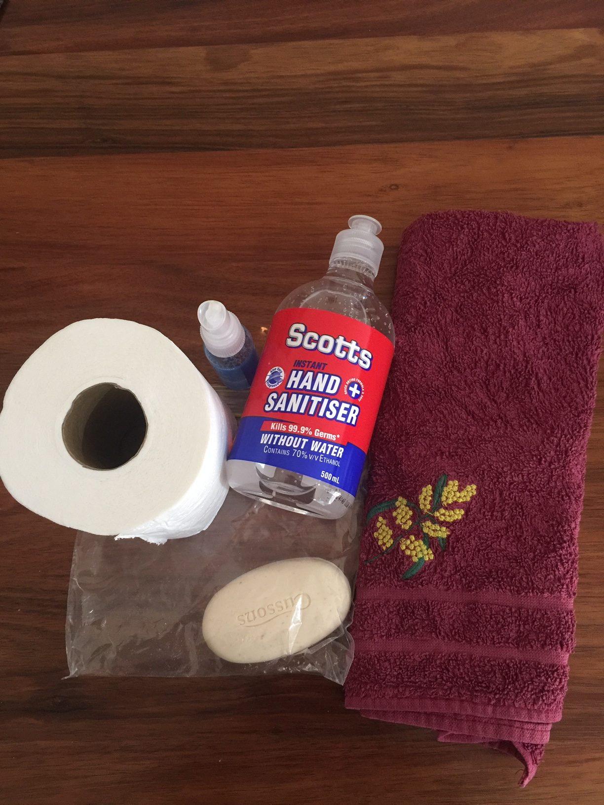 Hand Hygiene Kit